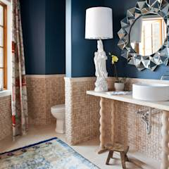 Buell Mansion Remix: classic Bathroom by Andrea Schumacher Interiors