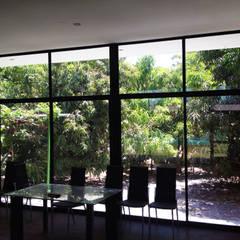Vista Interior: Comedores de estilo moderno por Constructora CONOR Ltda - Arquitectura / Construcción