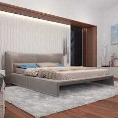 modern Bedroom by VITTA-GROUP