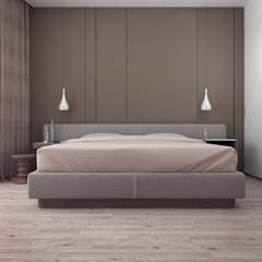 minimalistic Bedroom by VITTA-GROUP