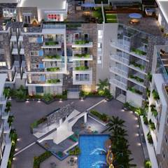 Jirano Residential Complex: translation missing: eg.style.منازل.modern منازل تنفيذ SIGMA Designs