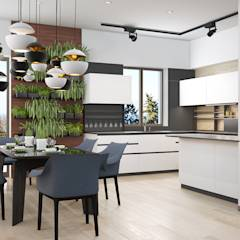 modern Dining room by VITTA-GROUP