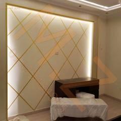 غرفة نوم رئيسيه : translation missing: eg.style.غرفة-نوم.classic غرفة نوم تنفيذ شركة زمزم للتصميم و التفيذ المعماري