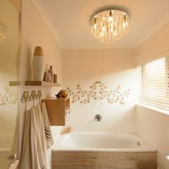House B - House Design : eclectic Bathroom by Redesign Interiors