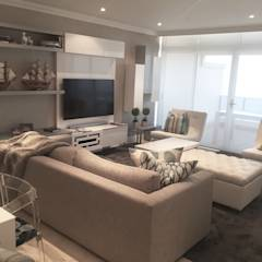 Project *: modern Living room by Frans Alexander Interiors