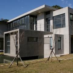 休閒別墅: translation missing: tw.style.住宅.modern 住宅 by 大也設計 Dal DesignGroup