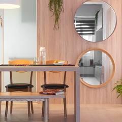 巢空間室內設計: translation missing: tw.style.廚房.scandinavian 廚房 by iDiD點一點設計