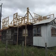 DESARME 2: Casas de estilo rural por GerSS Arquitectos