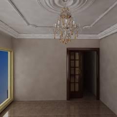 تشطيب فيلا المعادي: translation missing: eg.style.غرفة-نوم.classic غرفة نوم تنفيذ الرواد العرب