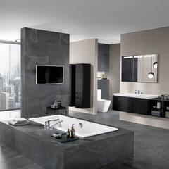 Wohnideen einrichtungsideen deko und architektur homify for Badeinrichtung modern