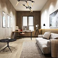homeoffice b ro ideen homify. Black Bedroom Furniture Sets. Home Design Ideas