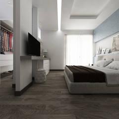 Camera da letto ispirazione e design homify for Letto in stile california