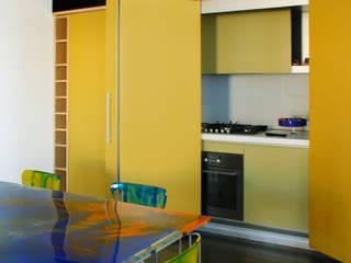 Cozinha translation missing: pt.style.cozinha.moderno por VANONCINI PIETRO & C SNC