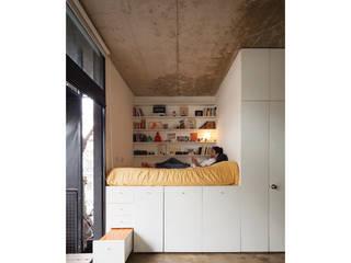 Quartos modernos por IR arquitectura