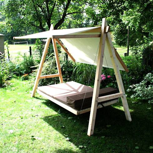 Kick back and relax on a recliner sofa for Pool design manufaktur ug rottenburg