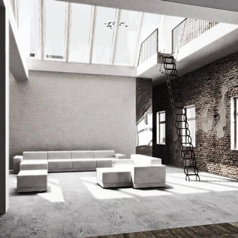 steinwand wohnzimmer. Black Bedroom Furniture Sets. Home Design Ideas