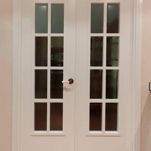 Puertas lacadas en blanco decoraci n de interiores - Como limpiar puertas lacadas en blanco que amarillean ...