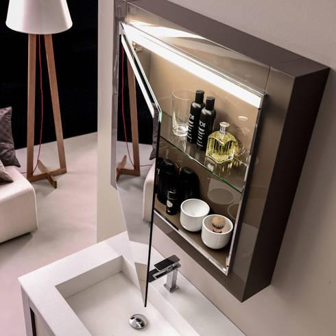 La luce per lo specchio da bagno migliore per truccarsi - Luci per specchio da bagno ...