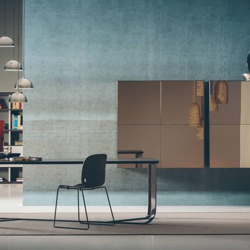 Mirrored sideboards - Pianca mobiliario ...