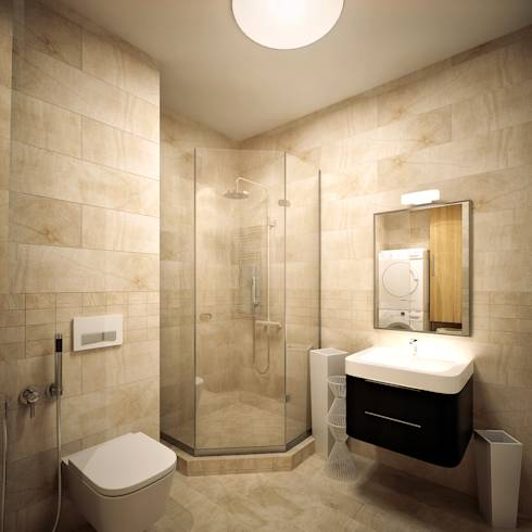 Sfeervolle wandbekleding voor elke badkamer - Wandbekleding voor wc ...