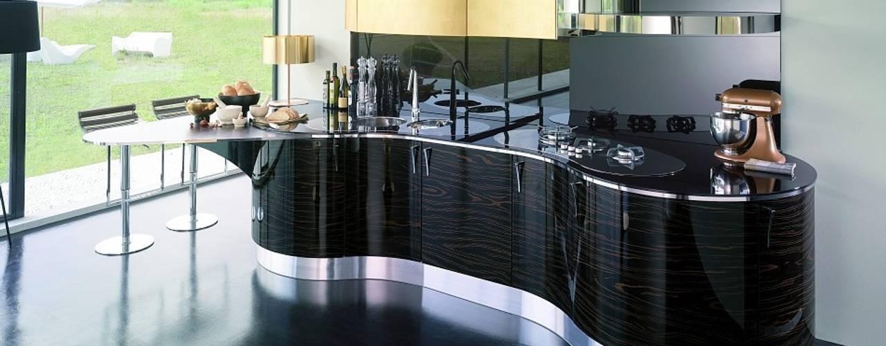 7 cocinas modernas bonitas y fuera de lo normal for Cocinas bonitas y modernas