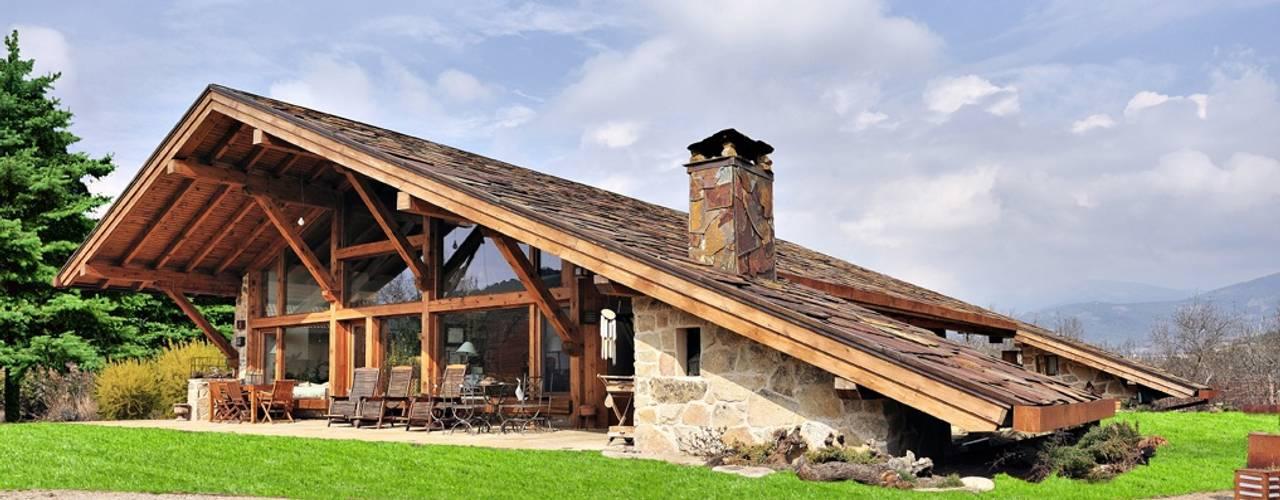 10 casas r sticas encantadoras - Construccion de casas rusticas ...