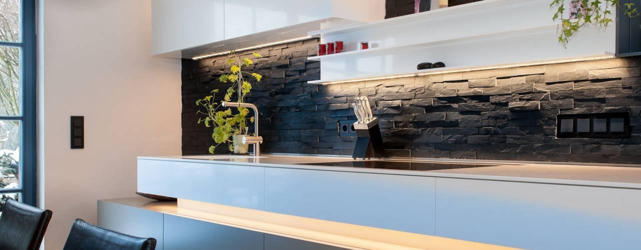 8 ideas con piedra para modernizar las paredes de tu casa - Cortar pizarra en casa ...
