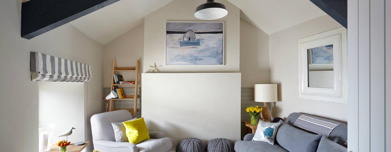 24 frische Ideen für ein modernes Wohnzimmer
