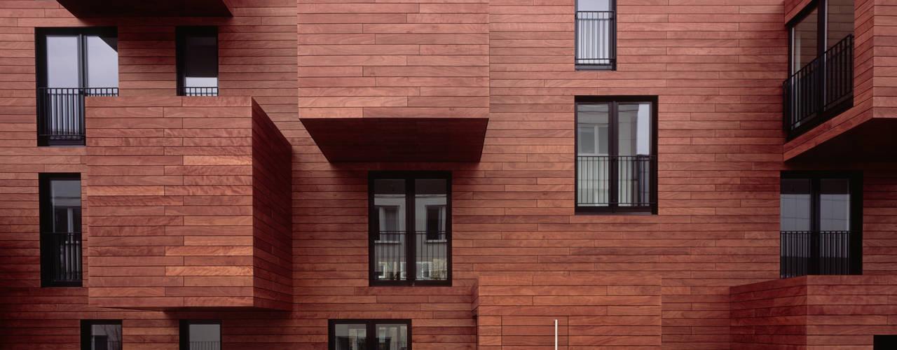 Projekty,   zaprojektowane przez blauraum architekten