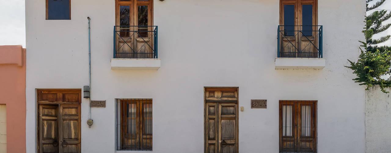 15 casas con toque r stico dise adas por arquitectos mexicanos for Estilo toscano contemporaneo