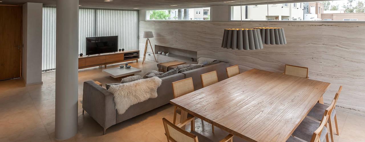 Espacios integrados la soluci n perfecta para casas peque as for Cocinas diminutas