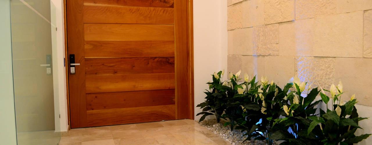 11 puertas principales de madera espectaculares - Puertas principales de madera ...