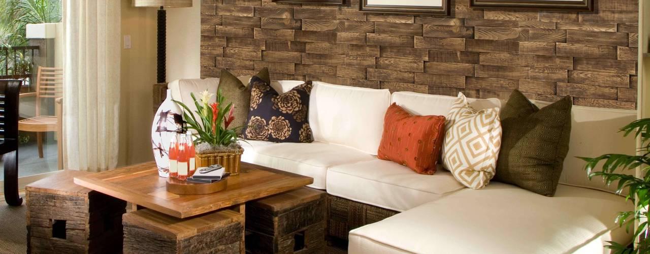 10 ideas para decorar tus paredes con el material m s moderno que existe - Materiales para estucar paredes ...