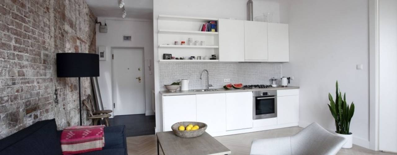 7 cocinas peque as que debes ver antes de dise ar la tuya - Ver cocinas pequenas ...