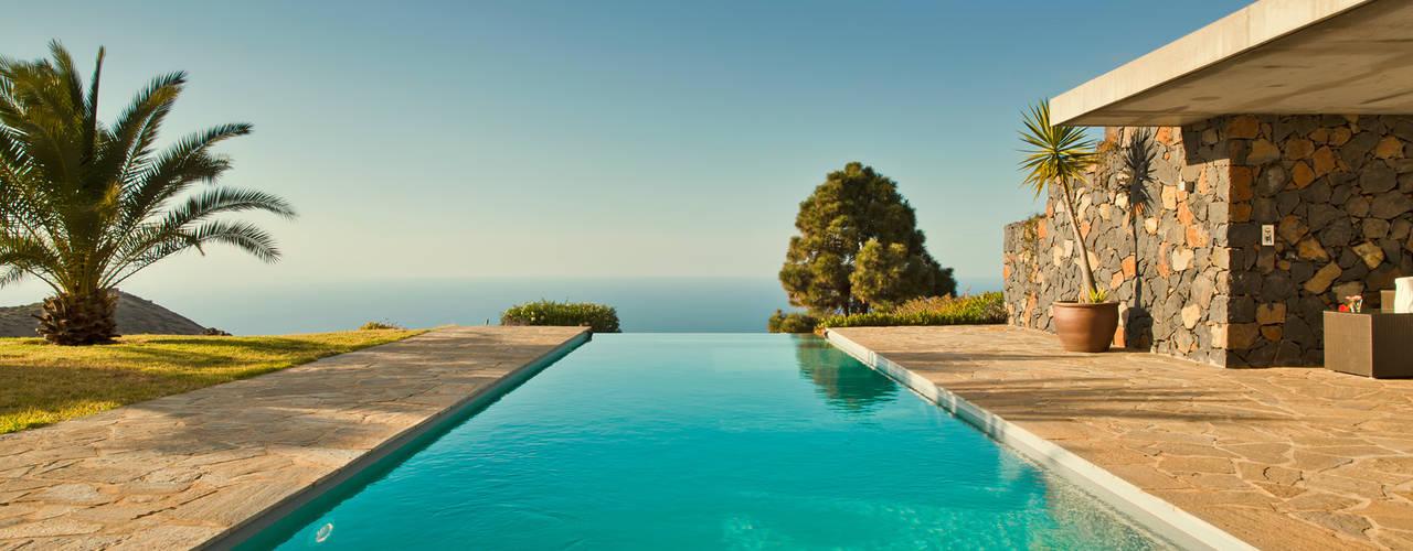 Piscinas mediterrânicas por Lukas Palik Fotografie