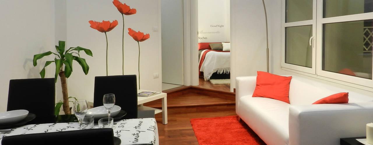 home staging zum nachmachen tolle ideen f r eine kleine wohnung. Black Bedroom Furniture Sets. Home Design Ideas