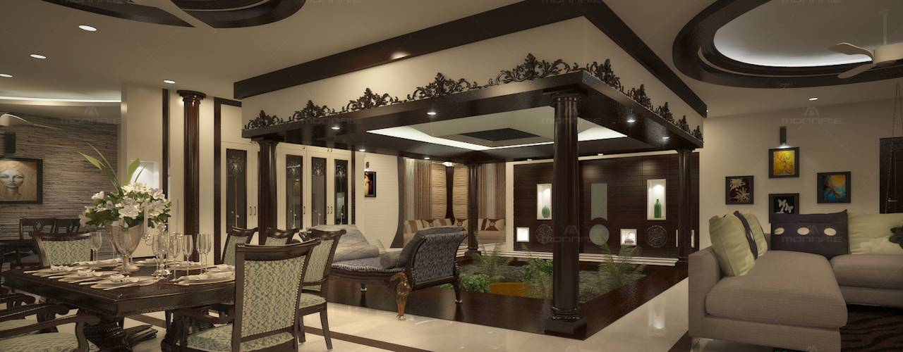 traditional kerala home interiors a luxurious and traditional family home in kerala 22405