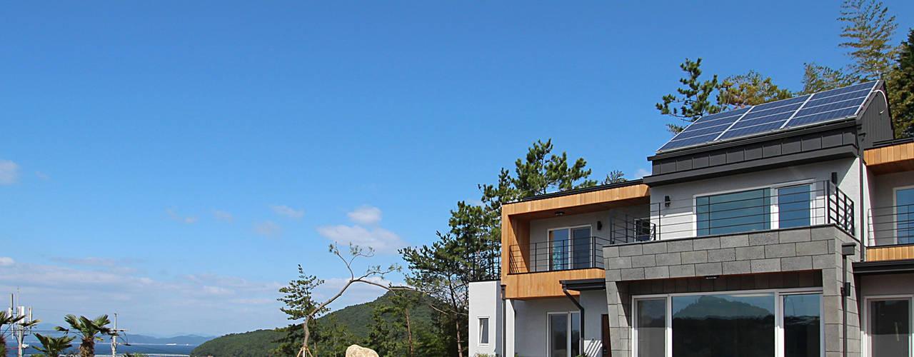 오르빌: 로이하우스의 translation missing: kr.style.주택.modern 주택