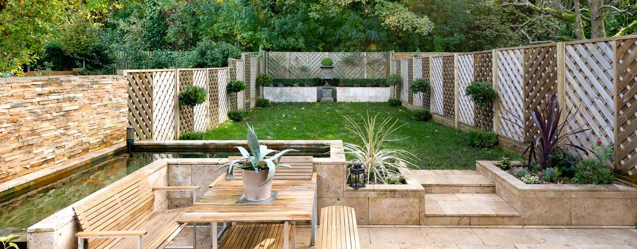 16 veda es de jardim que o seu vizinho iria querer copiar for Cercados jardin
