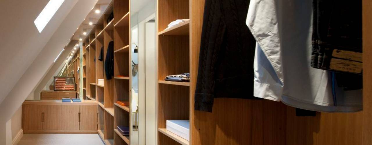 13 dise os de cl sets perfectos para espacios reducidos for Closet modernos armables