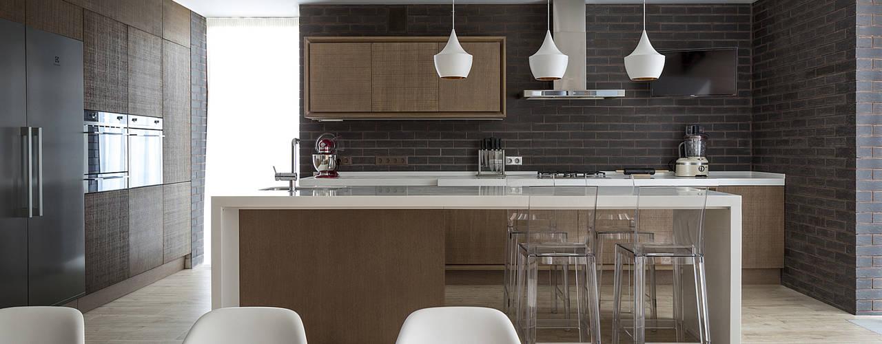 10 cocinas comedor espectaculares para tu casa - Cocinas espectaculares ...