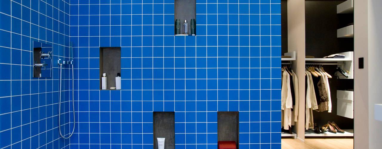 Paris17e Salle de bain de style de style Moderne par ATELIER FB