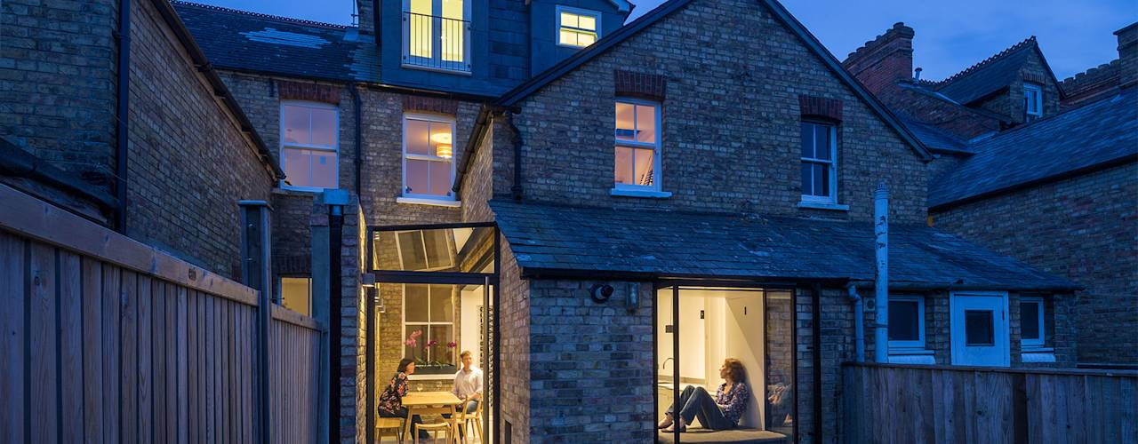 Victorian terrace extension with creative update ideas for Terrace extension ideas