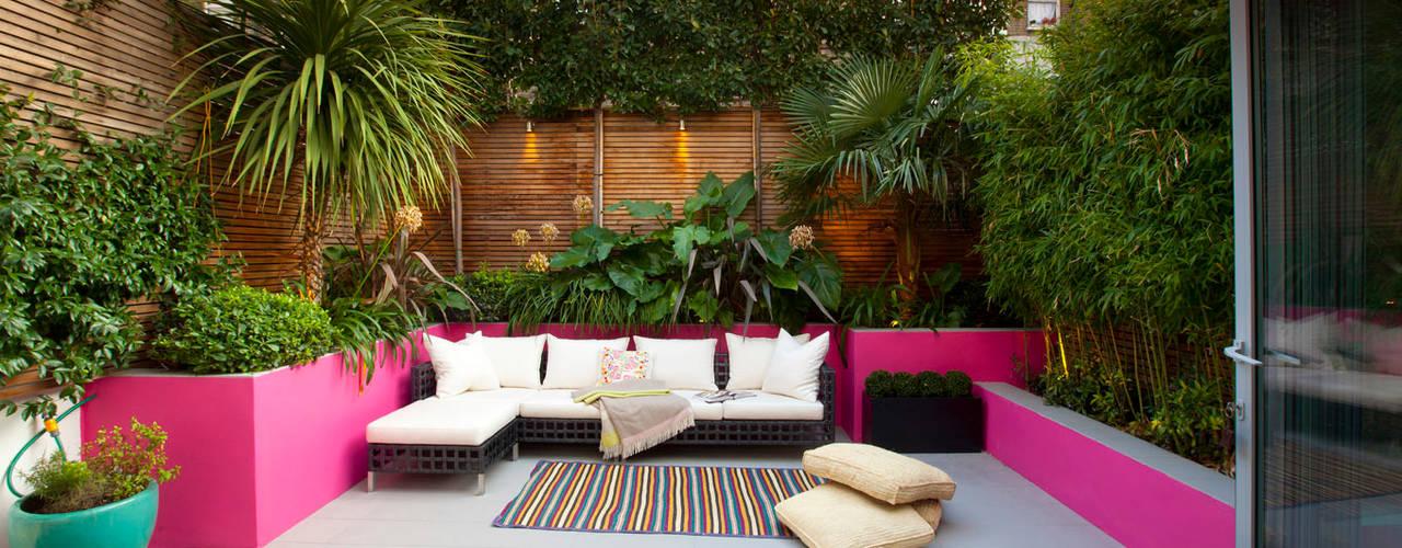 10 ideias de canteiros fant sticos para p tios pequenos for Jardineras para patios pequenos