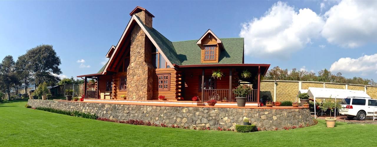 Los mejores tips para construir tu propia casa de madera - Las mejores casas de madera ...