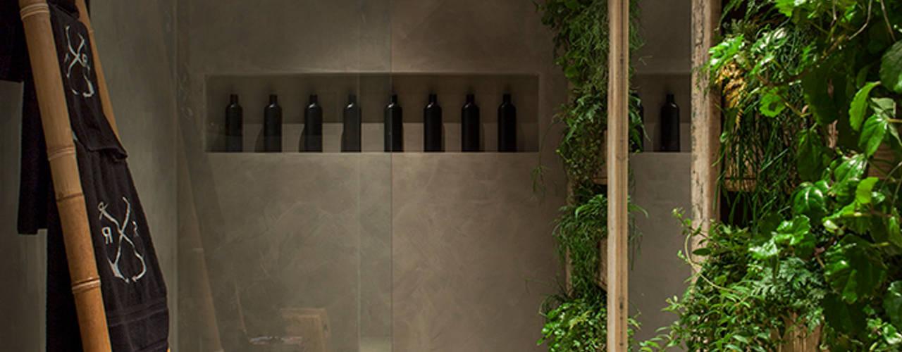 Baños Estilo Eclectico:tendencia en baños duchas italianas tendencia en baños duchas