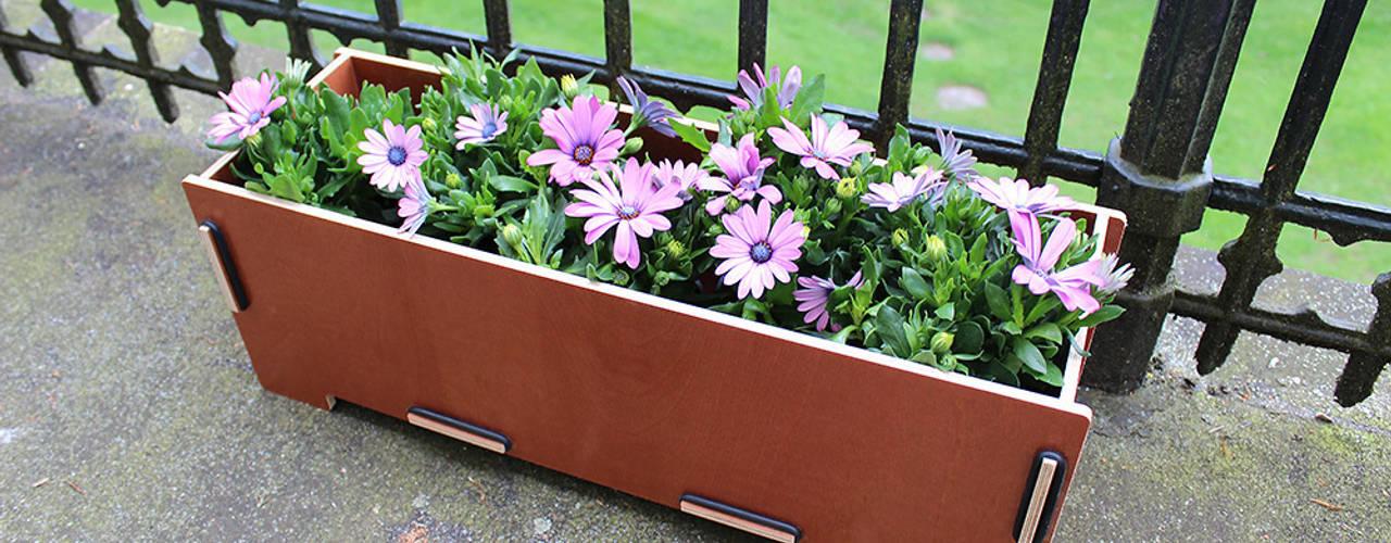 10 ideas de jardineras para tu terraza sensacionales - Ideas para jardineras ...