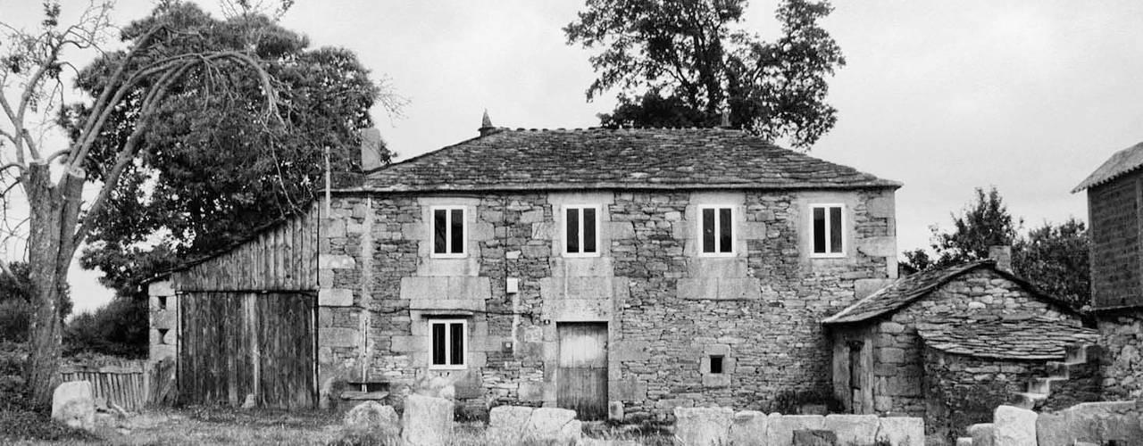 Antes y despu s de una casa r stica - Rehabilitacion casas rurales ...