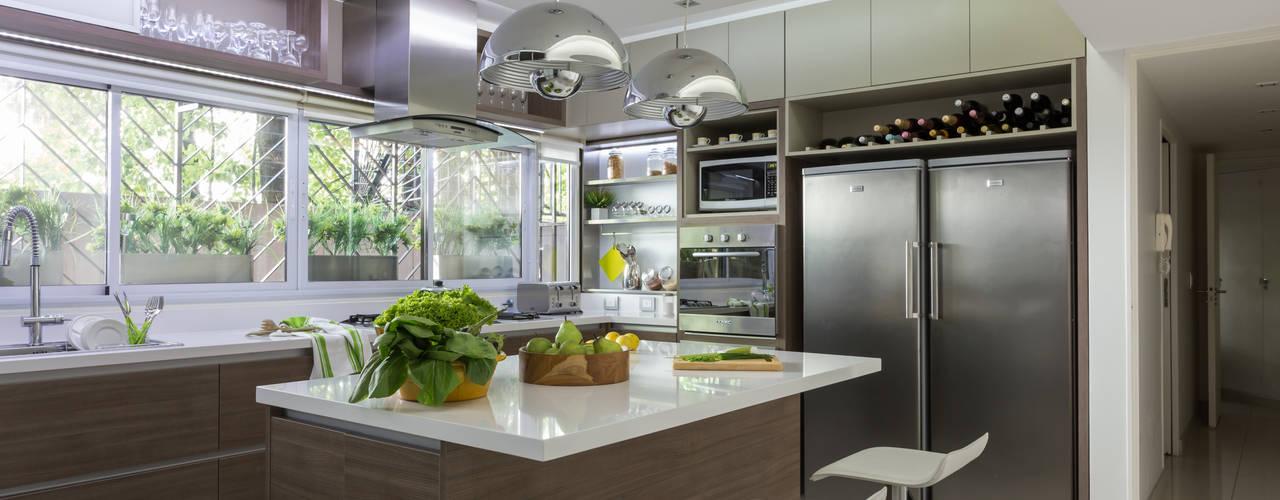 8 cocinas modernas que vas a querer en tu casa for Mostrar cocinas modernas