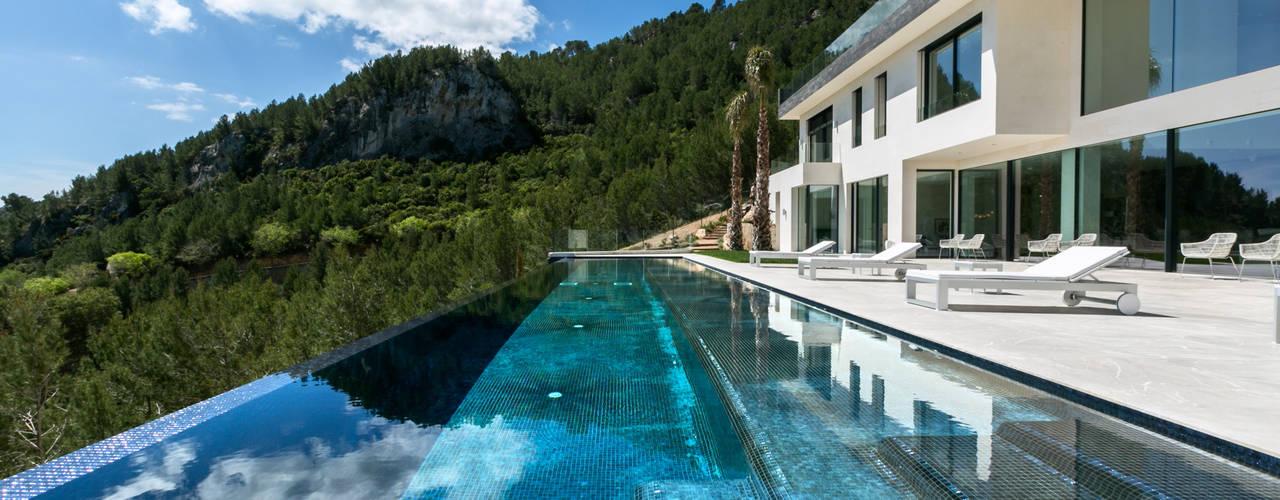 10 espectaculares piscinas que te refrescar n la pupila for Piscinas espectaculares
